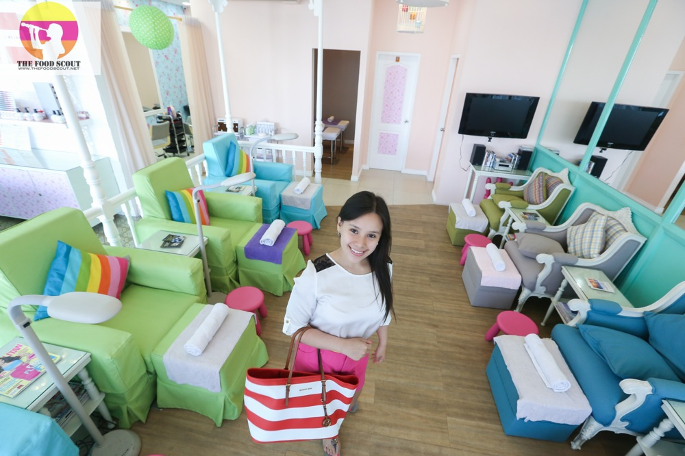 Make Me Blush Nail Spa And Beauty Lounge The Food Scout