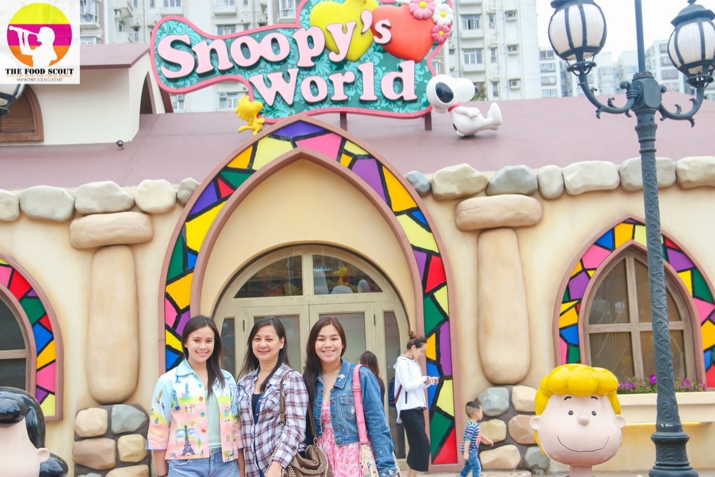 3cdb7f09 Snoopy's World in Shatin, Hong Kong - The Food Scout