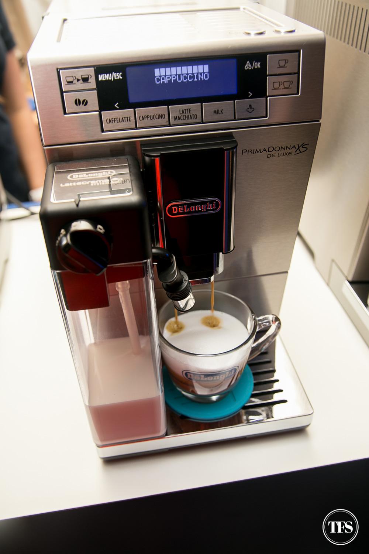 Delonghi Primadonna Elite The Most Elite Coffee