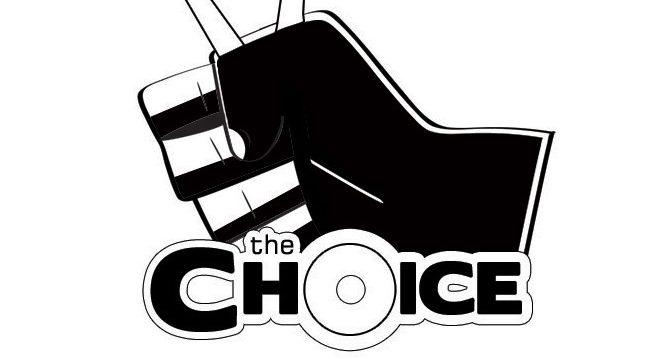 The Choice logo