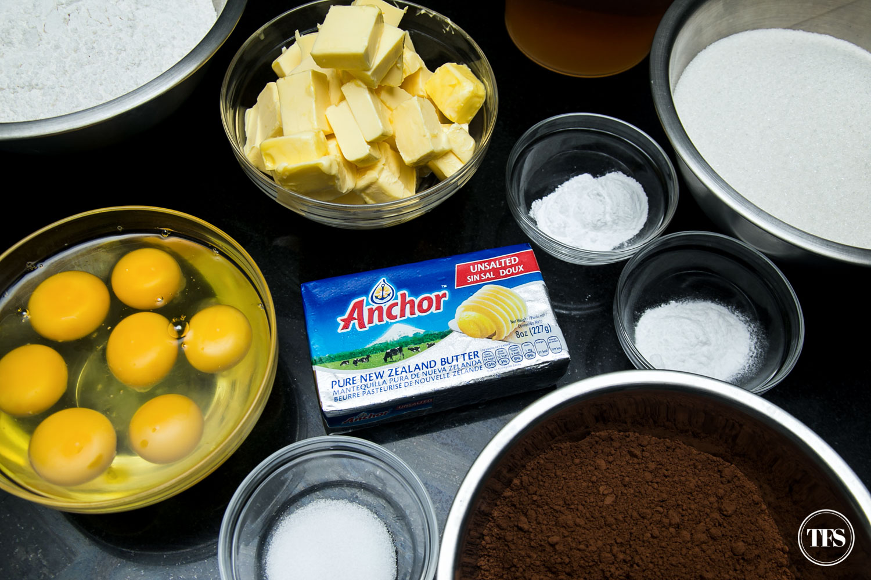 Anchor Butter Chocolate Cake Recipe