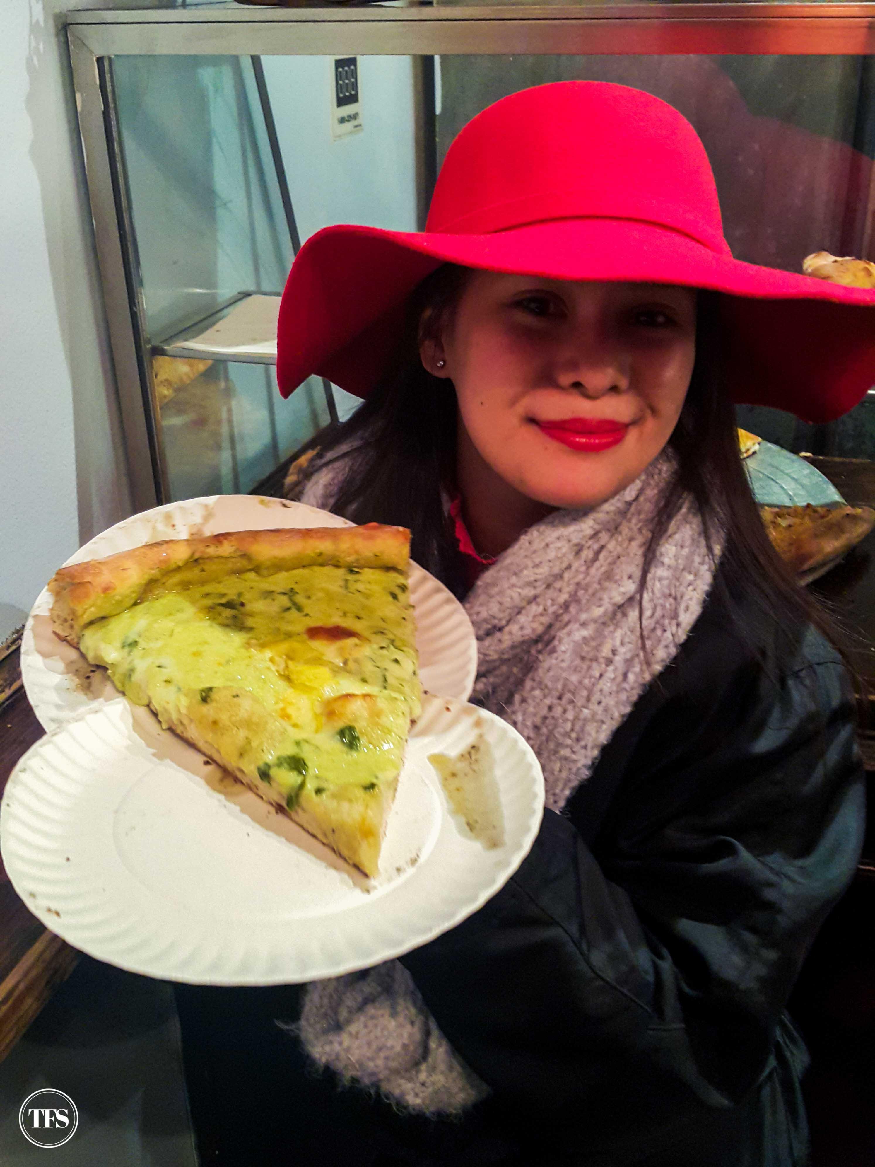 Artichoke Bastille's Pizza