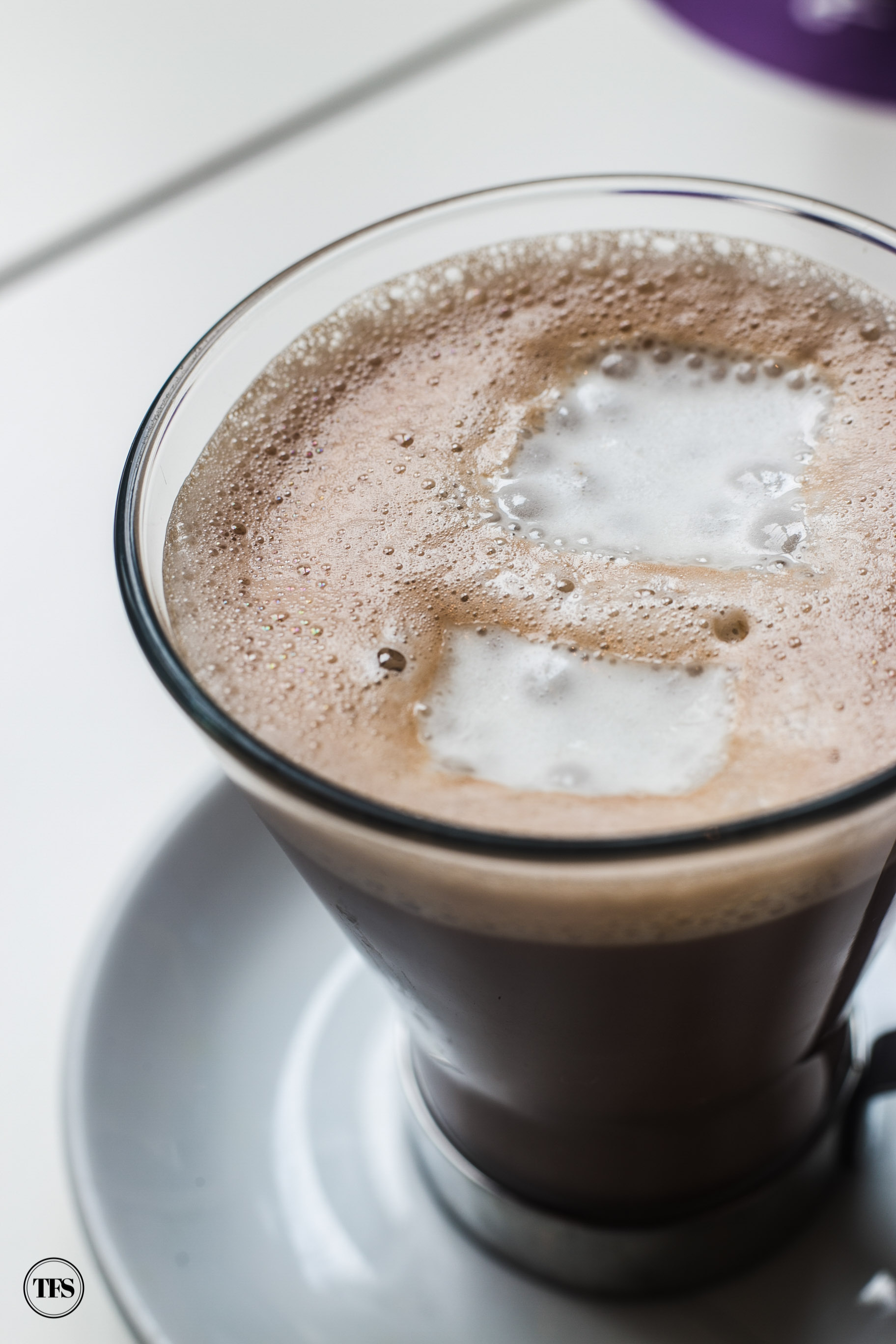 hot chocolate morelli's