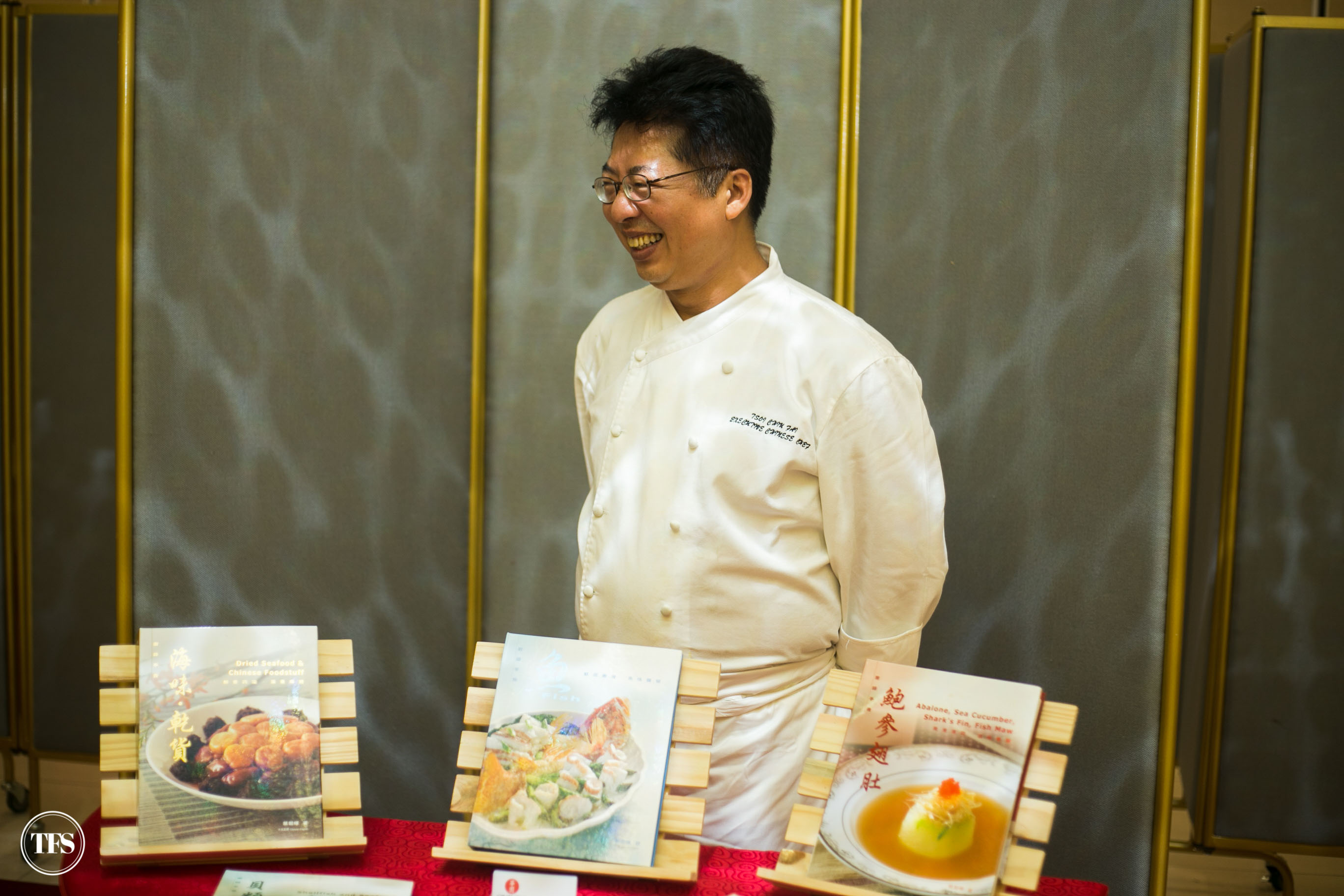 Master Chef Tsoi Chiu Fai