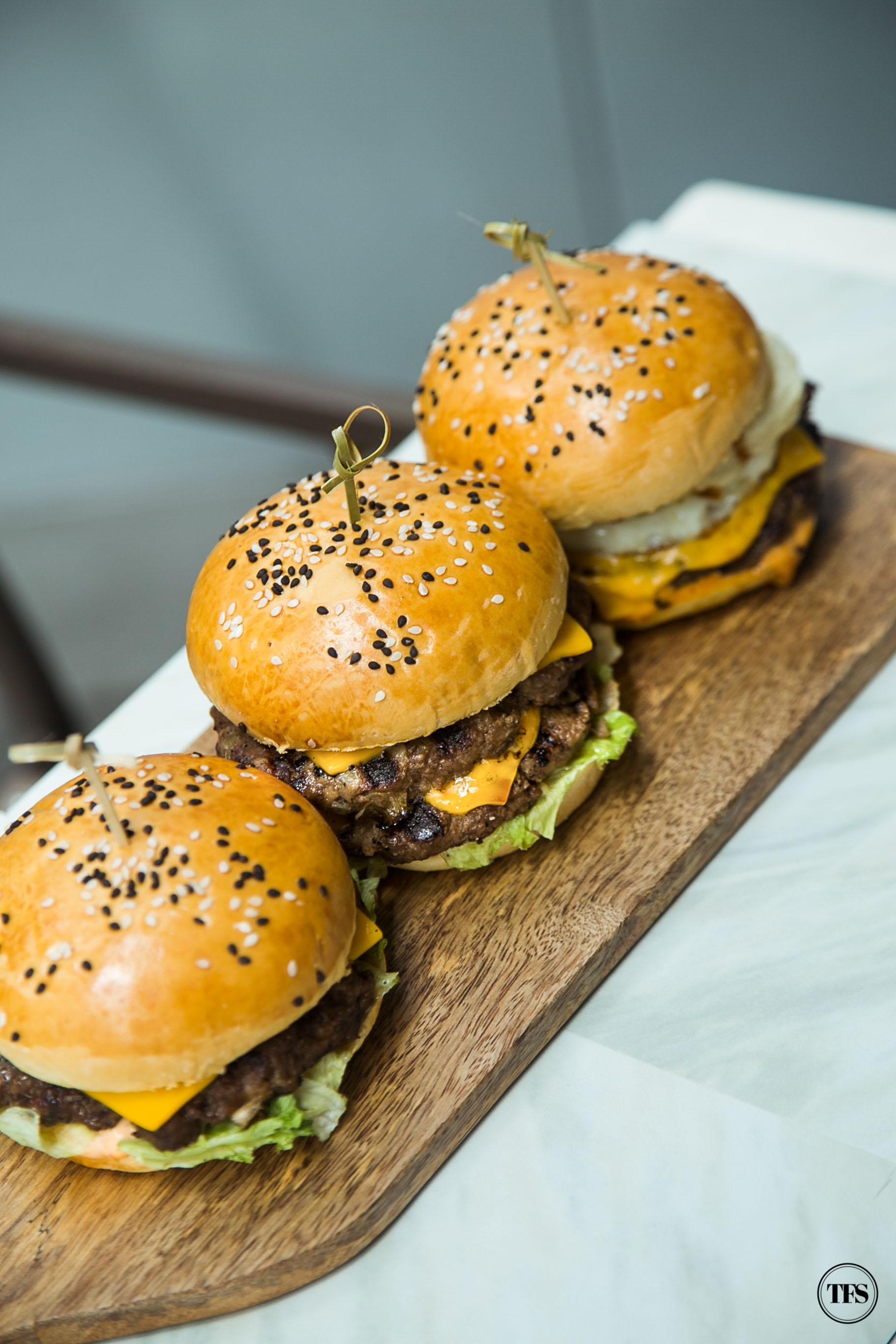 tokyo tokyo wagyu burger