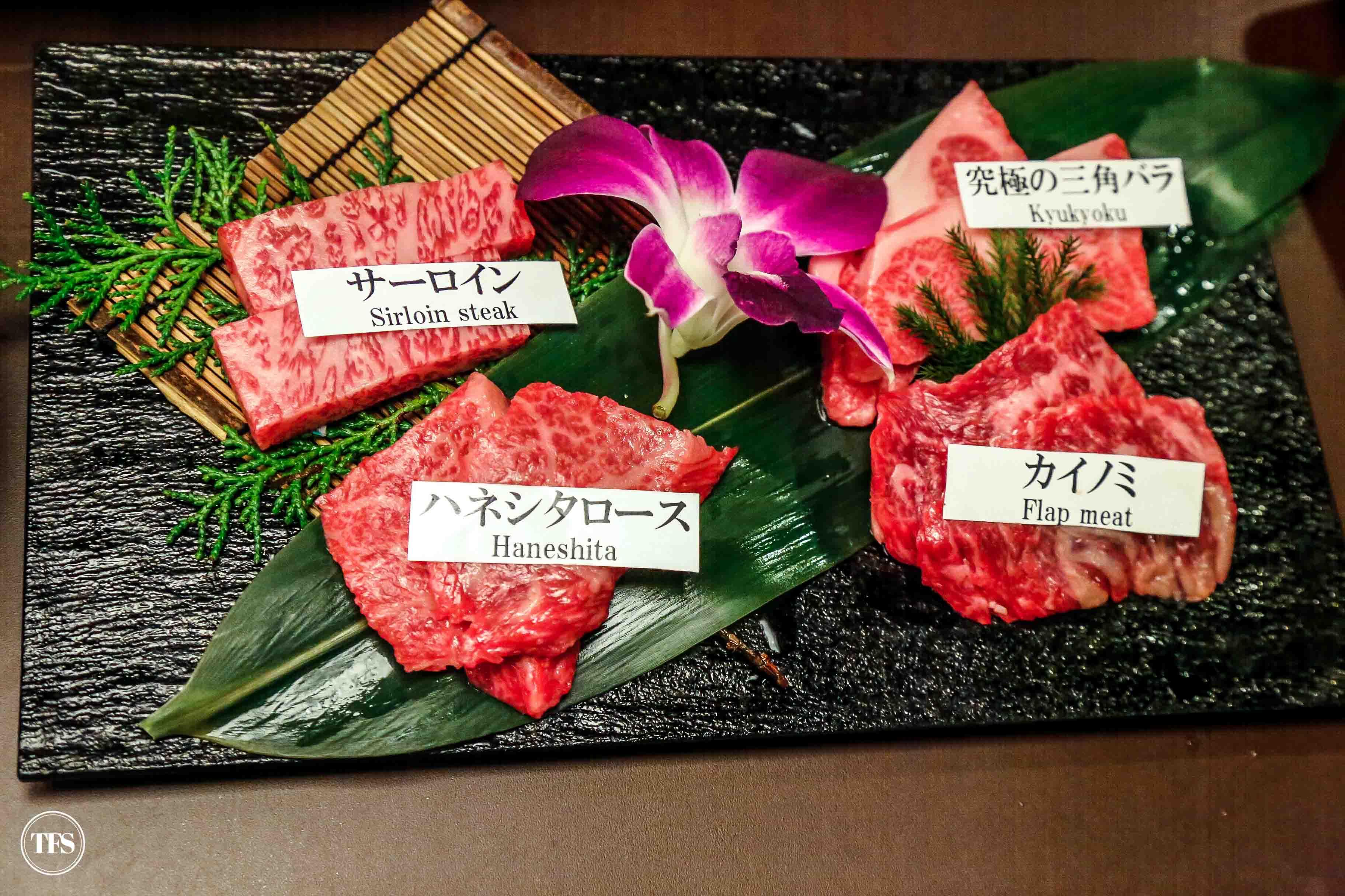 matsusaka beef wagyu