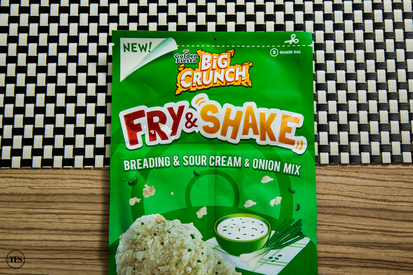Big Crunch Fry & Shake breading