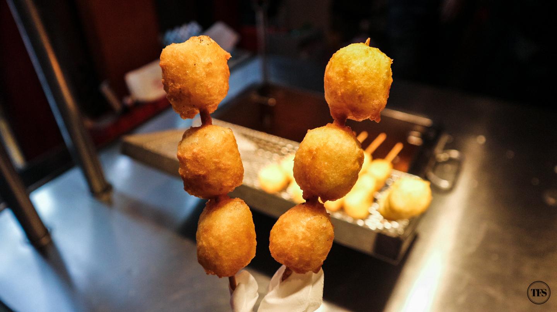 Hasil gambar untuk deep fried milk taiwan