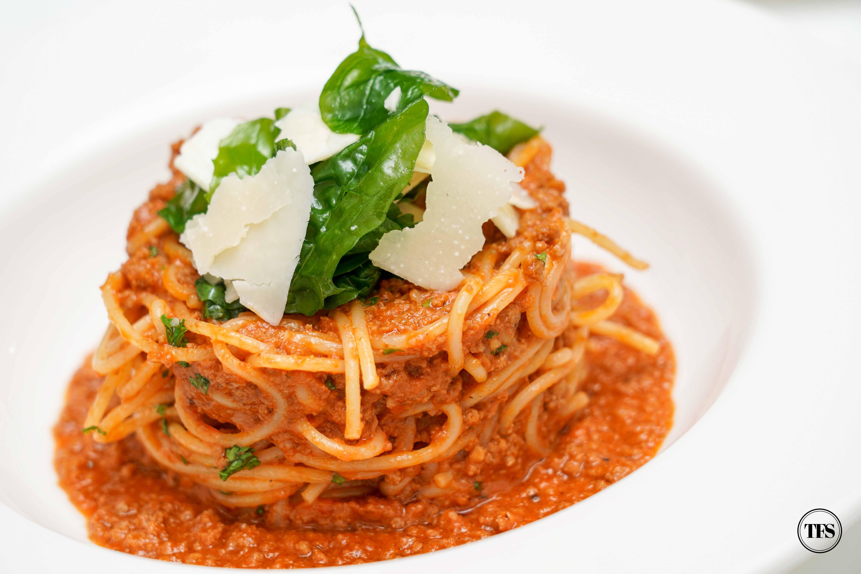 bolognese pasta girasol tagaytay